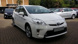 Used Toyota Prius 1.8 Hybrid Car - Right Hand Drive - Stock no: 13430