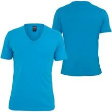 2015 fashion man customized slim fit 100 cotton deep v neck t shirts bulk