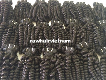 Kinky curly products hair for brading/Top 7A grade double drawn bulk and weft curly hair for wholesale