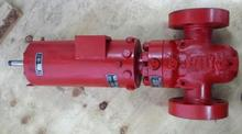 Wellhead equipment type; Crown; Hydraulic actuated gate valve
