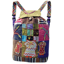 Vintage Cotton canvas hombro, bolsos de moda, canvas messenger bags venta al por mayor, hombro bolsas para mujeres