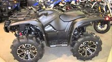 2014 Grizzly 700 FI Auto 4x4 EPS Special Edition