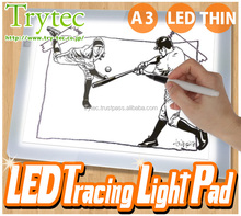 LED light board / box / table for framed oil painting for various artists of course wholesale price