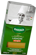 italian pasta - Lasagna / Cannelloni Durum wheat - excellent packaging - Competive prices- WE ARE PRODUCERS!!