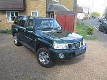 Used Nissan Patrol 4x4 Off-Road Vehicle - Right Hand Drive - Stock no: 12505