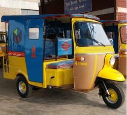Tuk Tuk Passenger Rickshaw 6 Seater