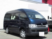 Toyota Hiace van DX Long TRH200K 2008 Used Car
