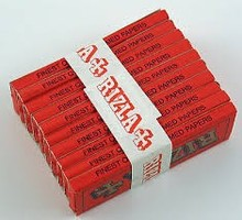 Rizla Rolling Papers - Red,Blue,Green,Silver,White colors wholesale price