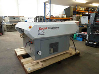 Kodak mercury polychrome 850 plate processor