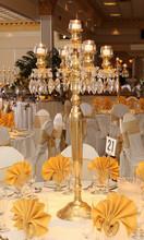 gold crystal candelabra,wedding crystal ball candelabra,cheap wedding crystal candelabra