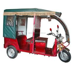 H Power Electric Auto Rickshaw For Passenger