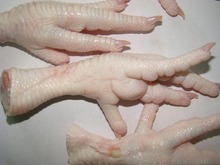 Chicken Feet and Paws Grade A+ Certified by HACCP,HALAL, All ISO