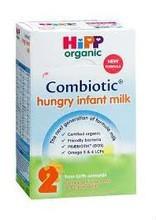 Hipp Organic Hungry Infant Milk Powder Stage 2 800g