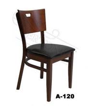 New design wood chair hotel furniture