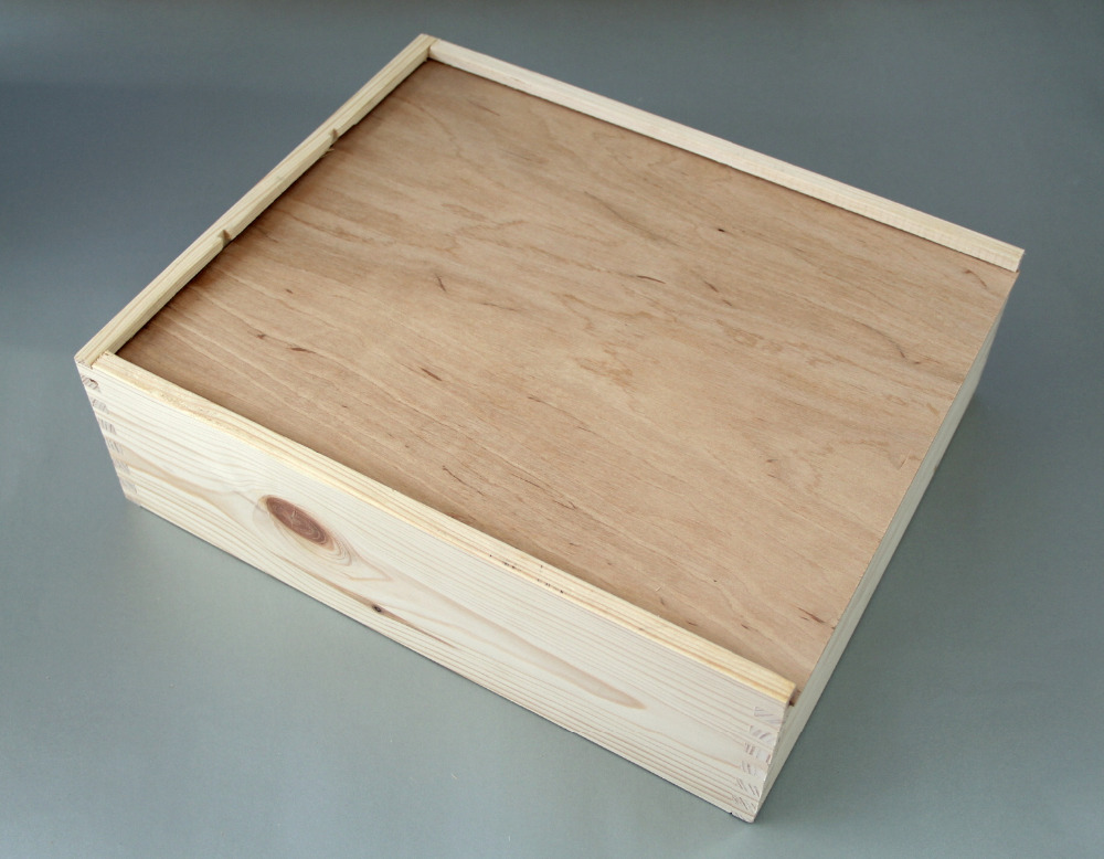 Triple wine bottles wooden box wooden wine box wooden for Timber wine box