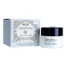 beauty cottage Licorice&Mulberry Natural White Radiance Day Cream SPF 15
