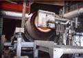 TILTING TYPE ROTARY FURNACE, TRF, OIL/GAS FIRED