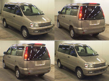 wholesale japanese products high quality used cars toyota noah price reasonable in japan 4WD silver good condition E-SR50G