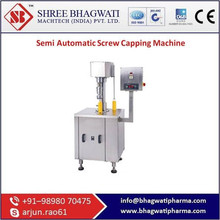 New Arrival In Pharmaceutical Industries - Screw Capping Machine