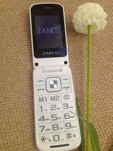 Big dial buttons 3G old man phone Flip phone zini G5 cheap UK brand phone