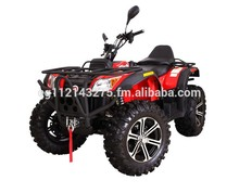 4X4 500cc utility vehicle EPA & EEC Available in Red and Green