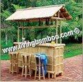 barra de bali bambú tiki bar