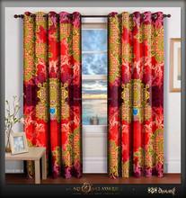 Digital Print Exclusive Designs Curtains Blinds