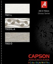 DIGITAL CERAMIC WALL TILES selecting different efficent