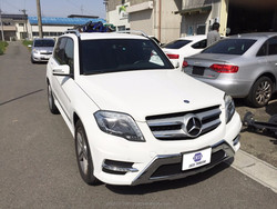 Mercedes-Benz used cars for sale from Japanese supplier