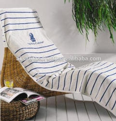 Custom Made High Quality Multifunctional Sunbed Beach Towels, Lounge Chair Towels