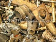 Brass Scrap, Honey Brass Scrap, High Quality Yellow Brass Scrap from South Africa