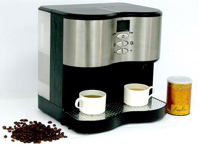 coffee and tea maker machine