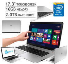 Factory Price For HP ENVY TouchSmart 17.3 HD Touch-Screen Laptop-Intel Core i7 12GB DDR3 1TB HD New