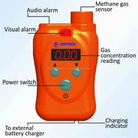 Hand Held Portable Methane Gas Detector