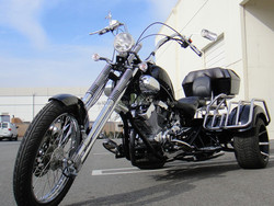 Top Quality 250cc Chopper Custom Built Super Powerful Motorcycles