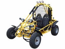 Latest New Yellow 150cc King Size GoKart Dune Buggy