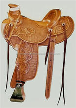 Barrel Racing Saddle