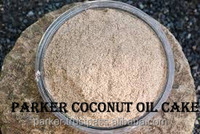 Pure Coconut Oil Cake For Animals