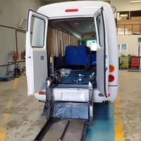 2015 Mitsubishi Rosa BUS Wheel Chair Accessible NEW Export