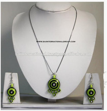 loket jewelley conjunto con los pendientes