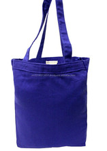 Daily Carry All Cotton Canvas Tote Bag Royal