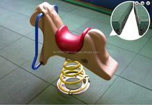 ErgoPlay day care center safety rubber blocks/non slip kindergarten rubber tiles/parks rubber mats