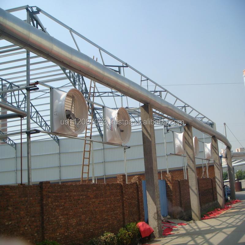 Industrielle toit d 39 chappement ventilateur toit hotte - Hotte aspirante industrielle ...