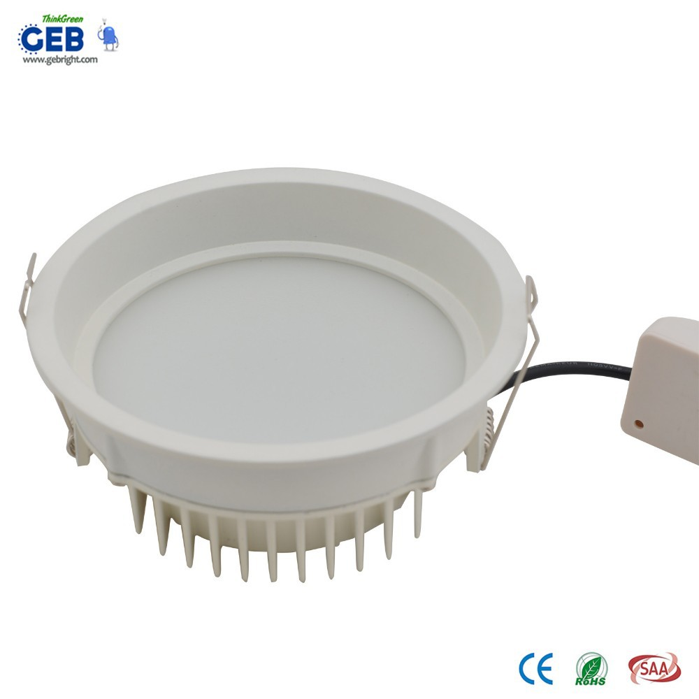 led ceiling downlight recessed led lighting 15w 20w 30w 85