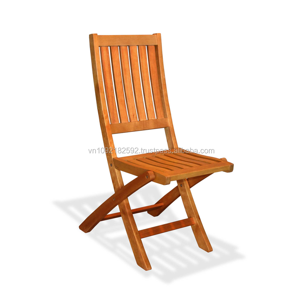 Houston Folding Chair garden Furniture Wooden Chair