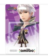 Brand New Amiibo Nintendo Robin Figure for Wii U 3DS - US Version