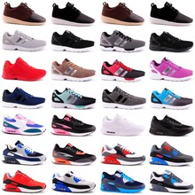 2015 mejor venta deporte zapato zapatilla de deporte último modelo zapato corriente con su propia marca Made in Turky