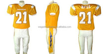 Dealer of Custom American Football Sports Team Uniform