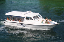 The World's Best Selling Passenger Boat - TOURING 36. Made in the UAE