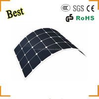 350w flexible solar pv panel with nice quality